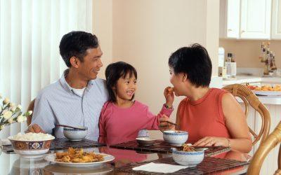 晚餐之最 ——如何从饭桌上的交谈建立更深的关系